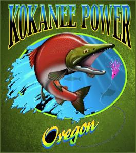 logo green kokanee