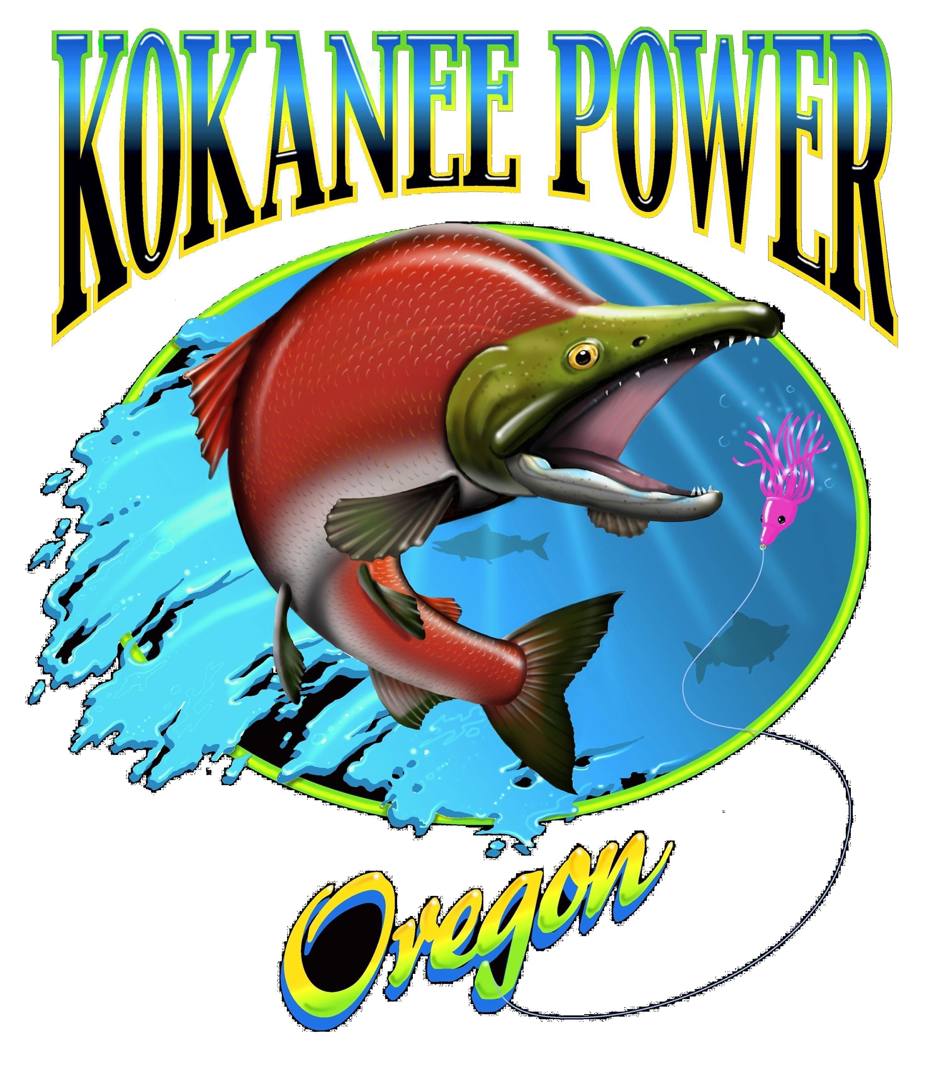 Kokanee Power Logo