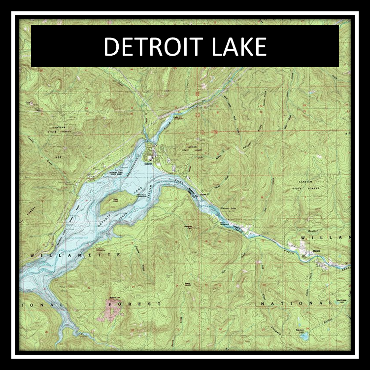 Detroit Lake KPO Derby