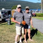 3rd Place The Parkdale Posse - Ken & Dawnell Espersen
