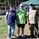 14th Place Fish-on-Bend - Joe Moritz, Tom Schill, Daryl Lee