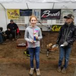 2nd Place Juniors Team FishSlappers - Emily Schliewe