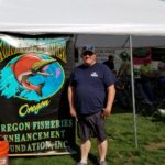 14th Place Oregon Kokanator's - Mark Stephens, Laura Doucet