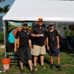 8th Place Beaver State Salmon Slayers - Brad Halleck, Rich Bryan, Braydon Zonneveld