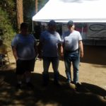 10th Place - Team Kokanee Storm Rick Norris, Dallas Jones, Kirby Callis